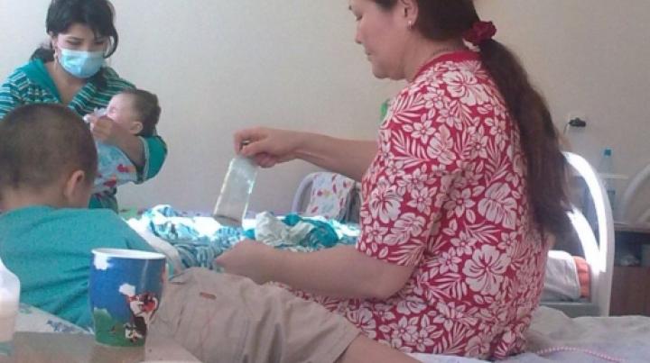 В Китае отравились более 300 детей после выброса в атмосферу веществ на химзаводе