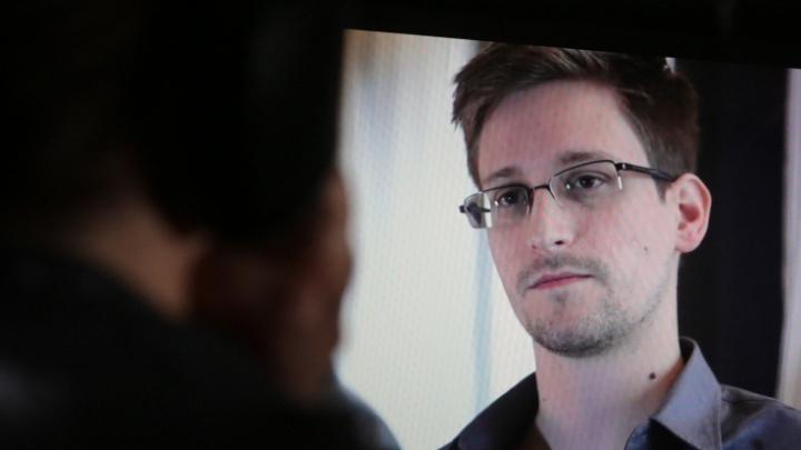 Германское интернет-издание выложило в сеть документы, полученные от Сноудена