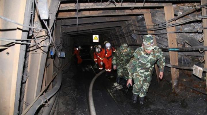 Взрыв на угольной шахте в Китае унес жизни 22 человек