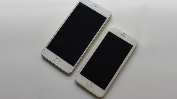Австралийский блогер опубликовал фотографии «iPhone 6»