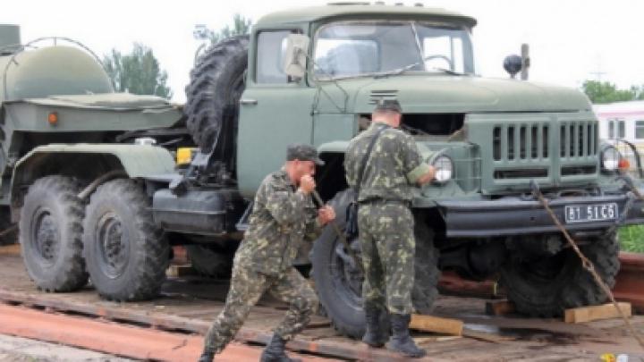 Россия вернула Украине захваченную технику в разгромленном состоянии