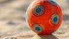 Сборная Молдовы готовится к Евролиге по пляжному футболу