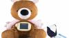 Разработан медвежонок для детей, больных диабетом