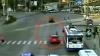 23 -летняя девушка выскочила под колеса автомобиля в столице (ВИДЕО)
