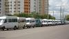 Мэр объявил, что Кишинев перейдет на транспорт повышенной вместимости, а 20 маршрутов микроавтобусов будут ликвидированы