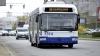 Пока водители микроавтобусов бастуют, управления общественного транспорта Кишинева почти утроили доходы