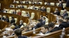 Ссора в Парламенте: депутаты и министр внутренних дел обменялись взаимными обвинениями