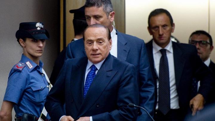 "Апелляционный суд Италии оправдал Берлускони по ""делу Руби"""