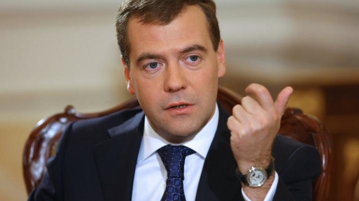 «У страхов Медведева о наводнении Молдовой российского рынка товарами из ЕС - политическая подоплека»