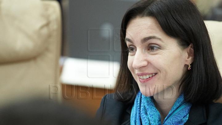 Парламентская комиссия не поддержала требование коммунистов отправить Санду в отставку