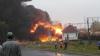 В Черкасской области взорвался вагон, горят соседние дома (ВИДЕО)