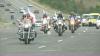 Мотоциклисты, каскадеры и автолюбители привезли подарки для воспитанников хынчештского интерната