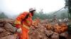 В Китайских провинциях, пострадавших от мощного землетрясения, проходит спасательная операция