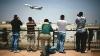 Фотографы целый день провели у ВПП, пытаясь поймать в нужном ракурсе самолёты