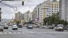 В центре столицы на оживлённом перекрёстке произошла стычка между автомобилистами (ВИДЕО)