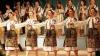 В Кишиневе прошел парад национальных костюмов