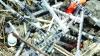 В одном из столичных заброшенных зданий обнаружена свалка медицинских отходов