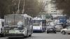 В столице столкнулись два троллейбуса (ВИДЕО)