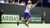 Раду Албот успешно стартовал на Открытом чемпионате США по теннису
