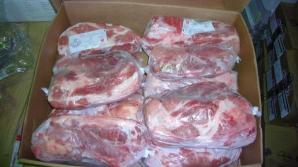 На границе Крыма задержали свинину с Украины, которая была замаскирована под рыбу