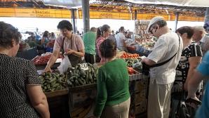 Жители Румынии ждут молдавских фруктов и овощей