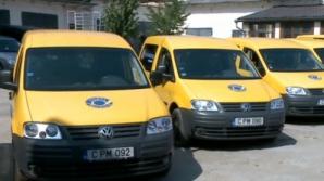 14 почтовых отделений страны получили новые автомобили, приобретённые в Германии