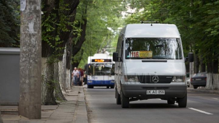 Мэрия Кишинева завершила изменение путей передвижения столичных маршруток: Итоговый список