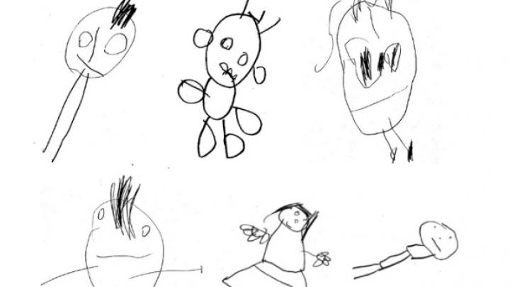 Исследование: детские рисунки указывают на уровень интеллекта