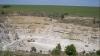 Из ущелья возле села Тринка незаконно добывают сырье для производства извести