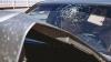 На Узинелор легковушка врезалась в джип, который откинуло на несколько метров (ВИДЕО)