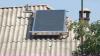 В целях экономии энергии мастера в пригороде Кишинева  изготовили солнечные панели в домашних условиях