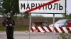 Боевики обстреляли блокпост на въезде в Мариуполь