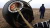 """Капсула космического корабля """"Союз"""" с экипажем МКС успешно приземлилась в Казахстане"""