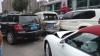 Девушка угробила Porsche через считанные секунды после покупки (ФОТО)