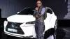 Lexus  показала кроссовер, разработанный вместе с солистом группы Black Eyed Peas