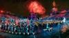 """В Москве проходит традиционный военно-музыкальный фестиваль """"Спасская башня"""""""