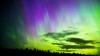 (ВИДЕО) Северное сияние в небе над Канадой
