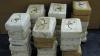 Власти Эквадора обнаружили в контейнере с бананами более тонны кокаина