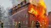 В Шотландии пожарный осужден за то, что устраивал пожары, которые сам же тушил