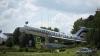 На  месте современного мемориала Шипка, когда-то находился первый в Кишиневе аэропорт