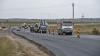Сдан в эксплуатацию участок дороги между селами Порумбрей и Сагайдак Чимишлийского района
