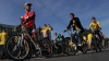 Победители велогонки получили велосипеды и путевки на экскурсии по стране