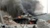 Танк правительственных войск в Сирии был разрушен повстанцами (ВИДЕО)