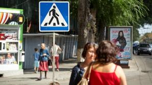 Ученикам столичного лицея напомнили о правилах безопасности на дороге