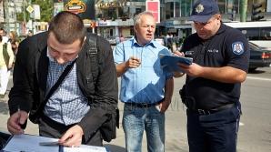 В Бельцах пешеходов штрафуют за нарушение правил дорожного движения