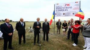 """""""Зарубежные инвесторы проявляют интерес к промышленному парку в Чимишлии"""""""