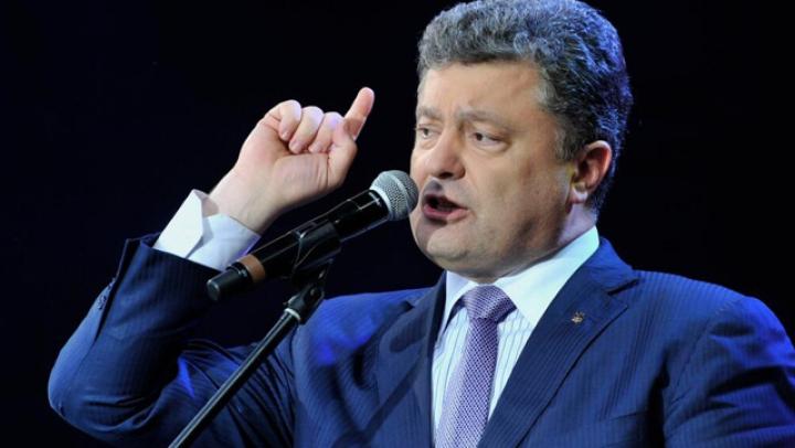Порошенко предложил особый режим для части Донбасса