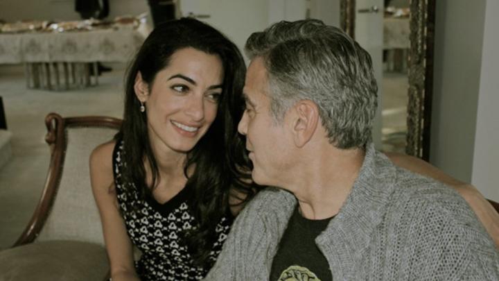 Джордж Клуни женится через две недели в Венеции