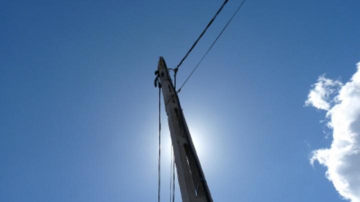Пресс-служба: Высоковольтный столб, ударивший током двух девочек, не принадлежит Gas Natural Fenosa