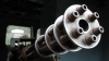 «Агрессивный» тюнинг: пулемет вместо выхлопной трубы (ВИДЕО)